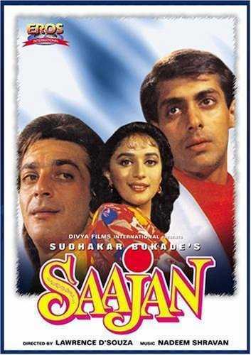 Saajan Movie Poster