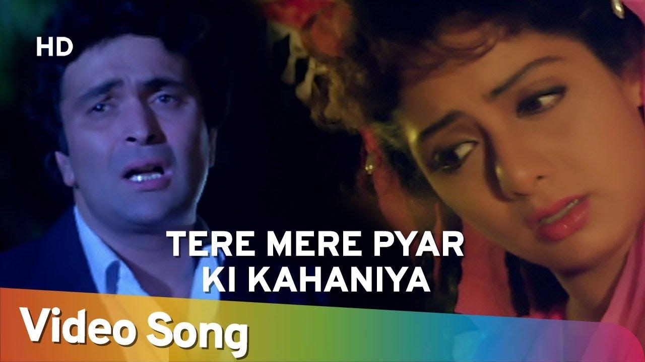 Tere Mere Pyar Ki Kahaniya Song Lyrics