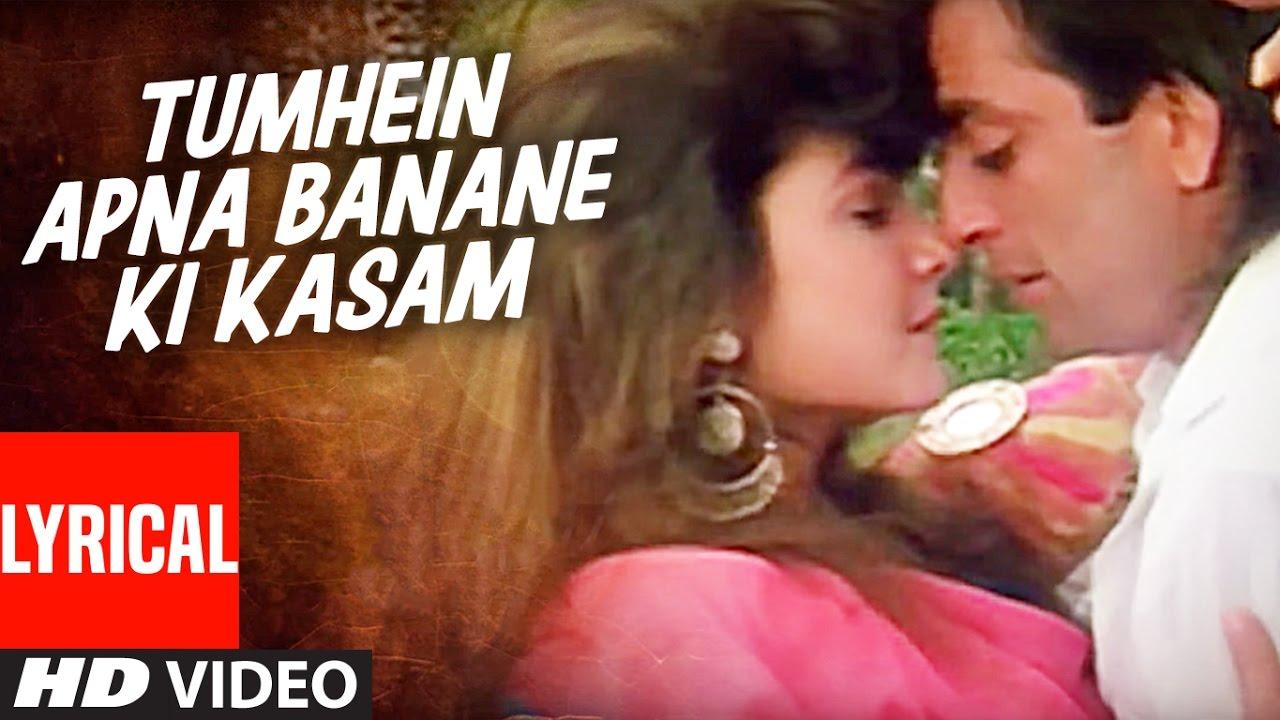 Tumhein Apna Banane Ki Kasam Song Lyrics