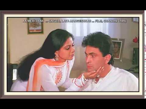Aa Meri Jaan Main Song Lyrics