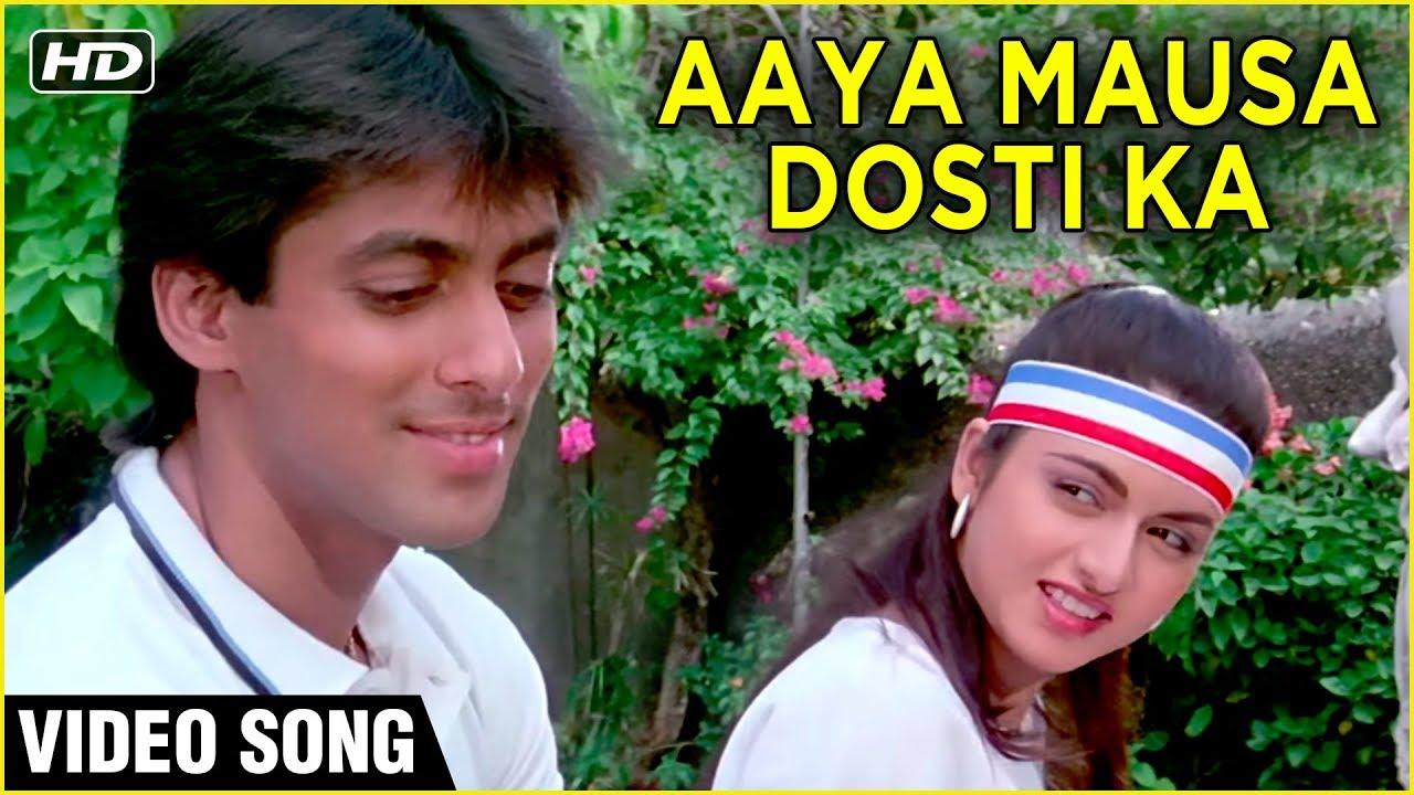 Aaya Mausam Dosti Ka Song lyrics