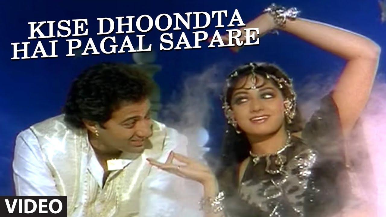 Kise Dhundhata Hai Paagal Sapere Song lyrics