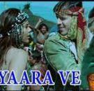 Yaara Ve Song Lyrics
