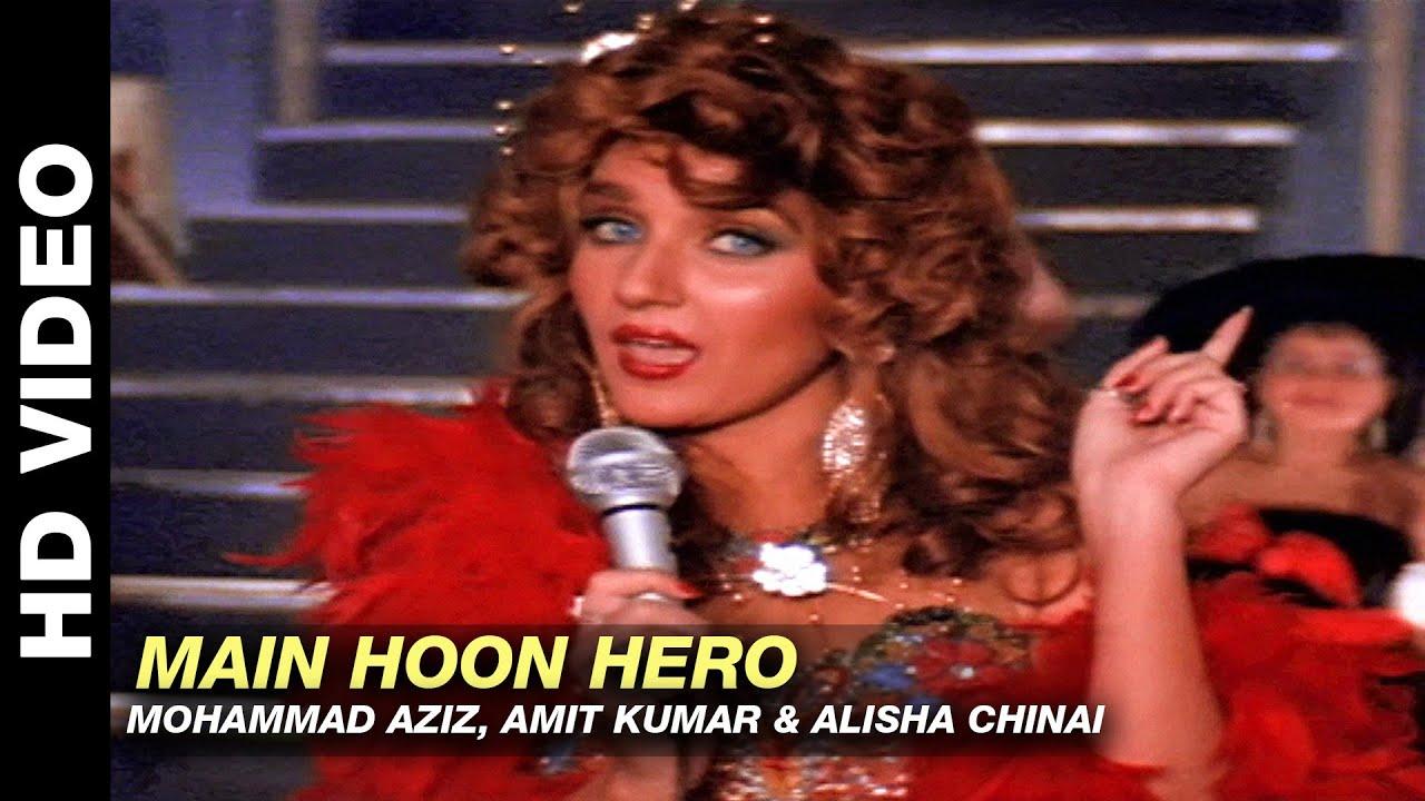 Main Hoon Hero Song Lyrics