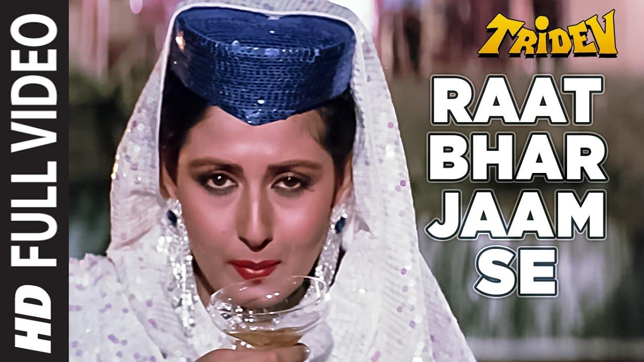 Raat Bhar Jaam Se Song Lyrics