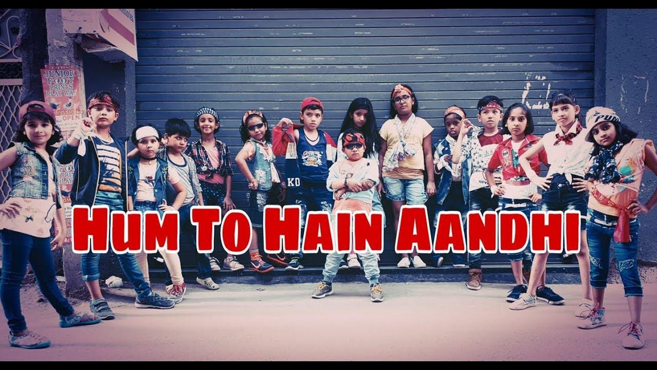 Hum To Hain Aandhi Song Lyrics