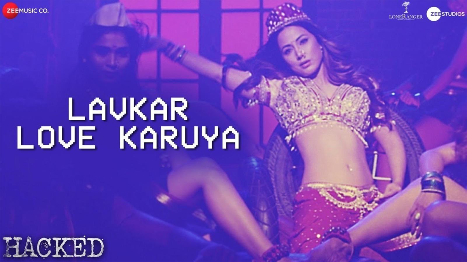 Lavkar Love Karuya Song Lyrics