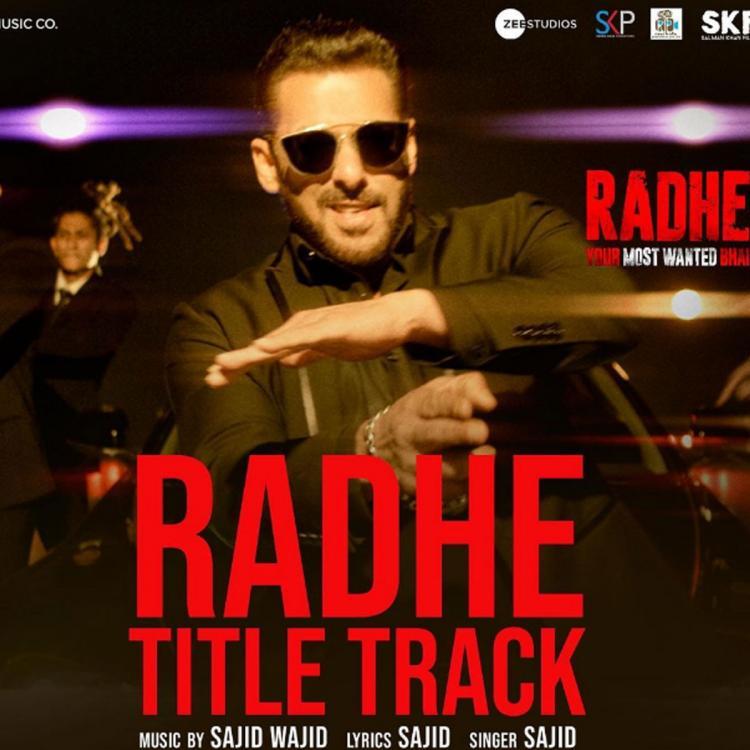 Radhe Title Track Song Lyrics
