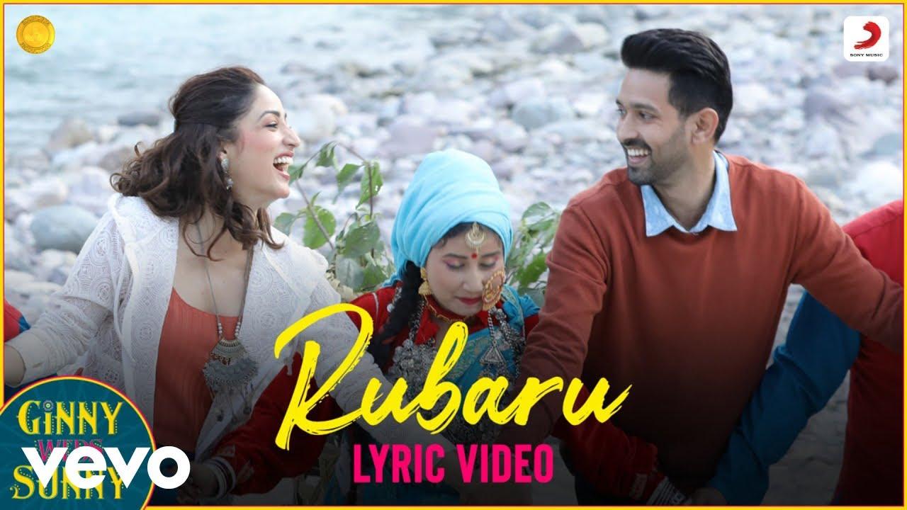 Rubaru Song Lyrics