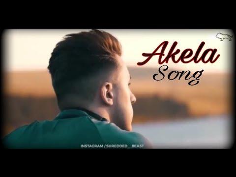 Akela Song Lyrics