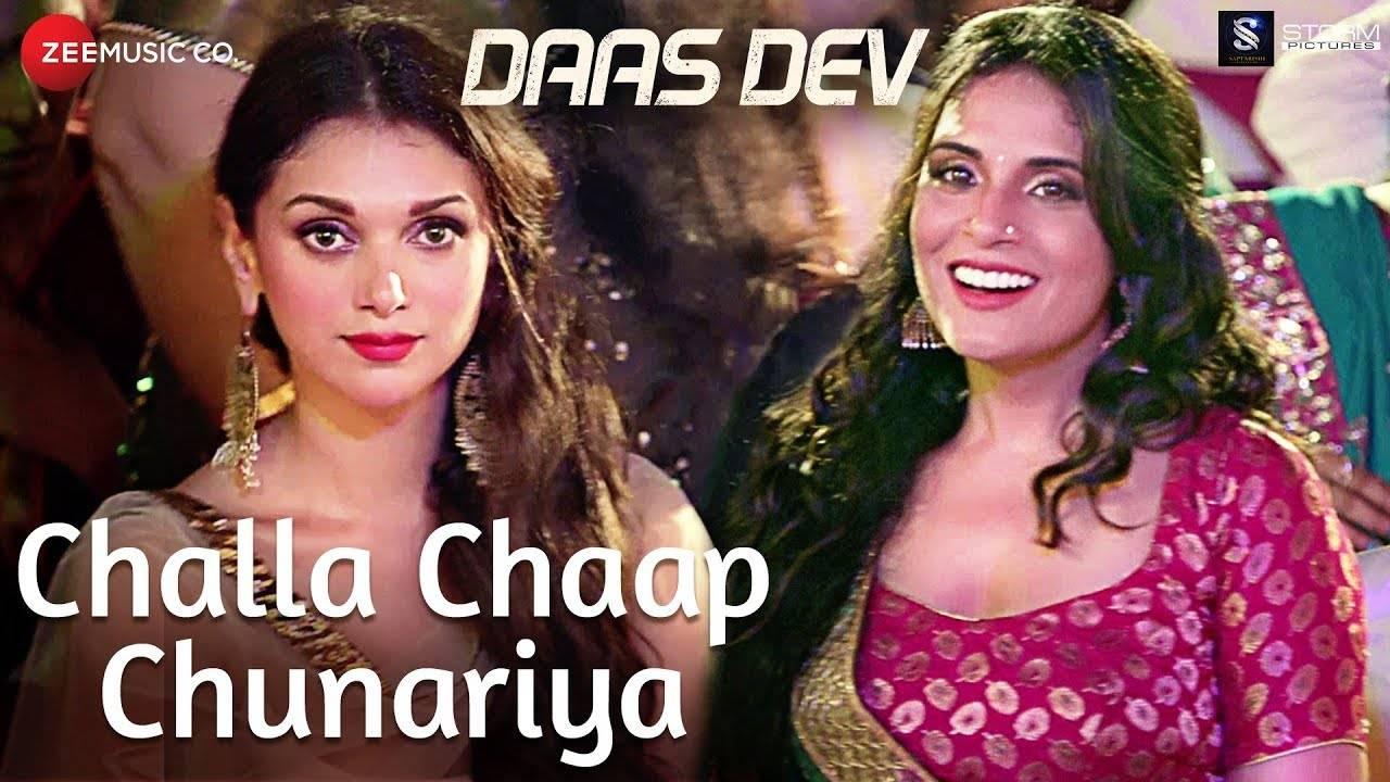 Challa Chaap Chunariya Song Lyrics