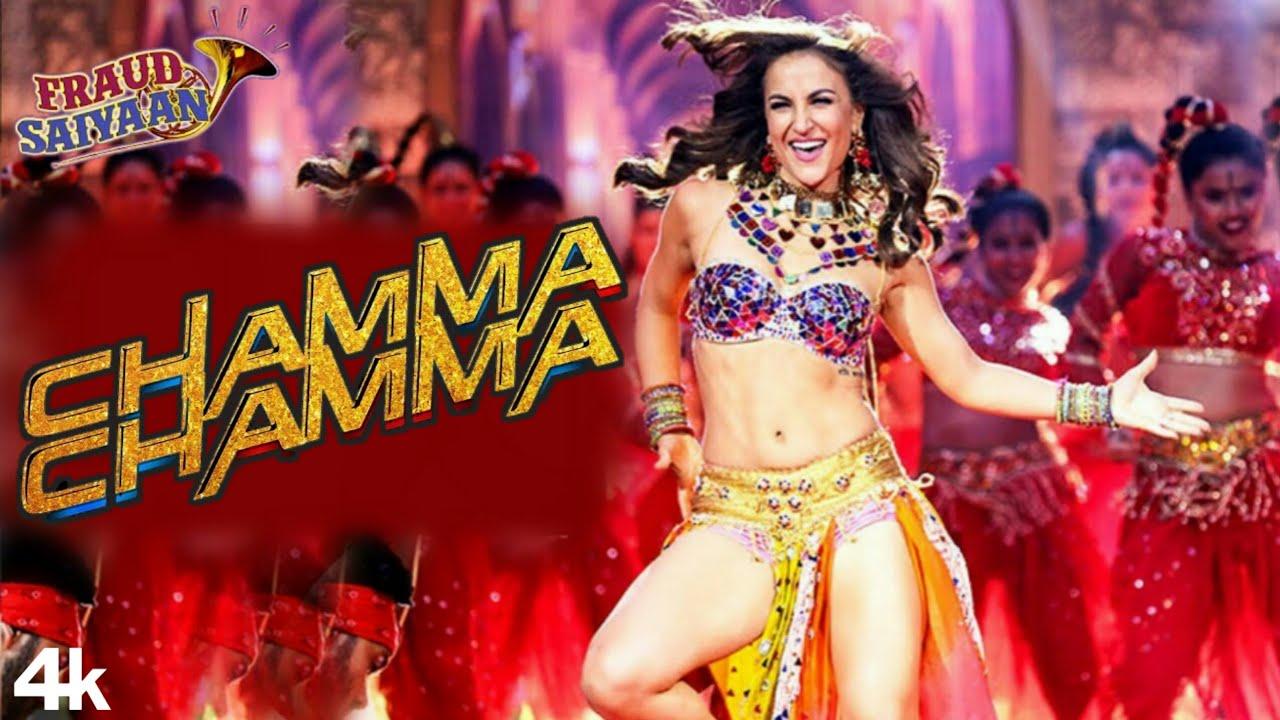 Chamma Chamma Song Lyrics