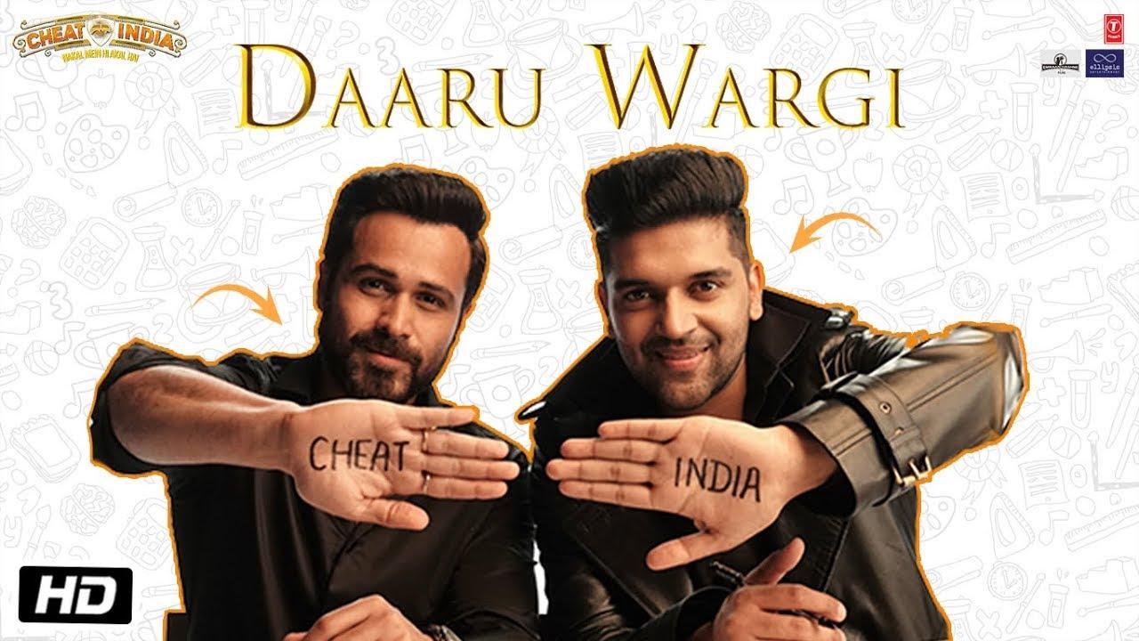 Daaru Wargi Song Lyrics