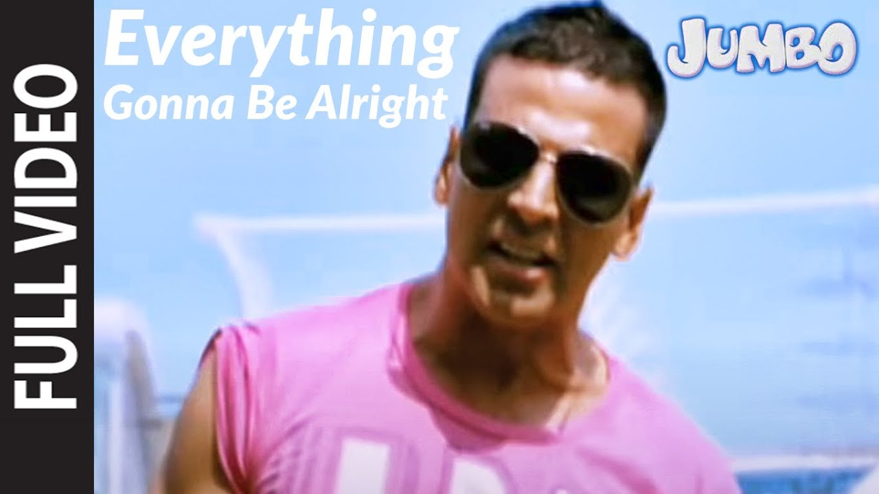 Everything's Gonna Be Alright Song Lyrics