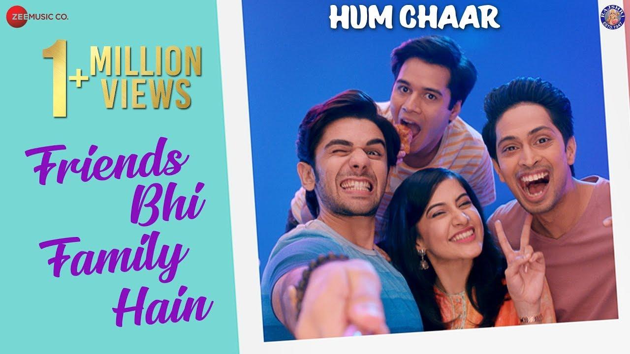 Friends Bhi Family Hain Song Lyrics