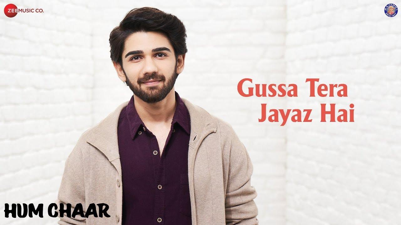 Gussa Tera Jayaz Hai Song Lyrics