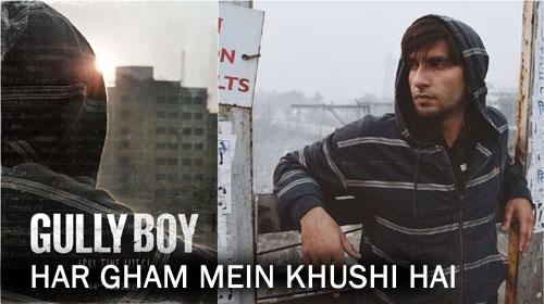 Har Gham Mein Khushi Hai Song Lyrics