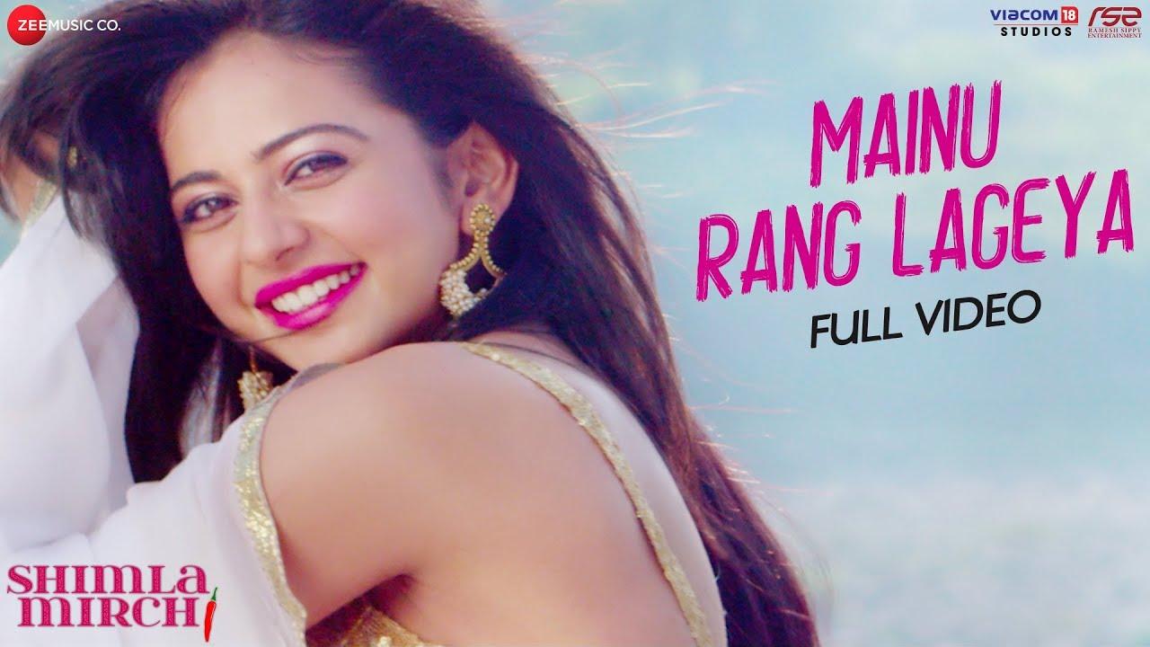 Mainu Rang Lageya Song Lyrics
