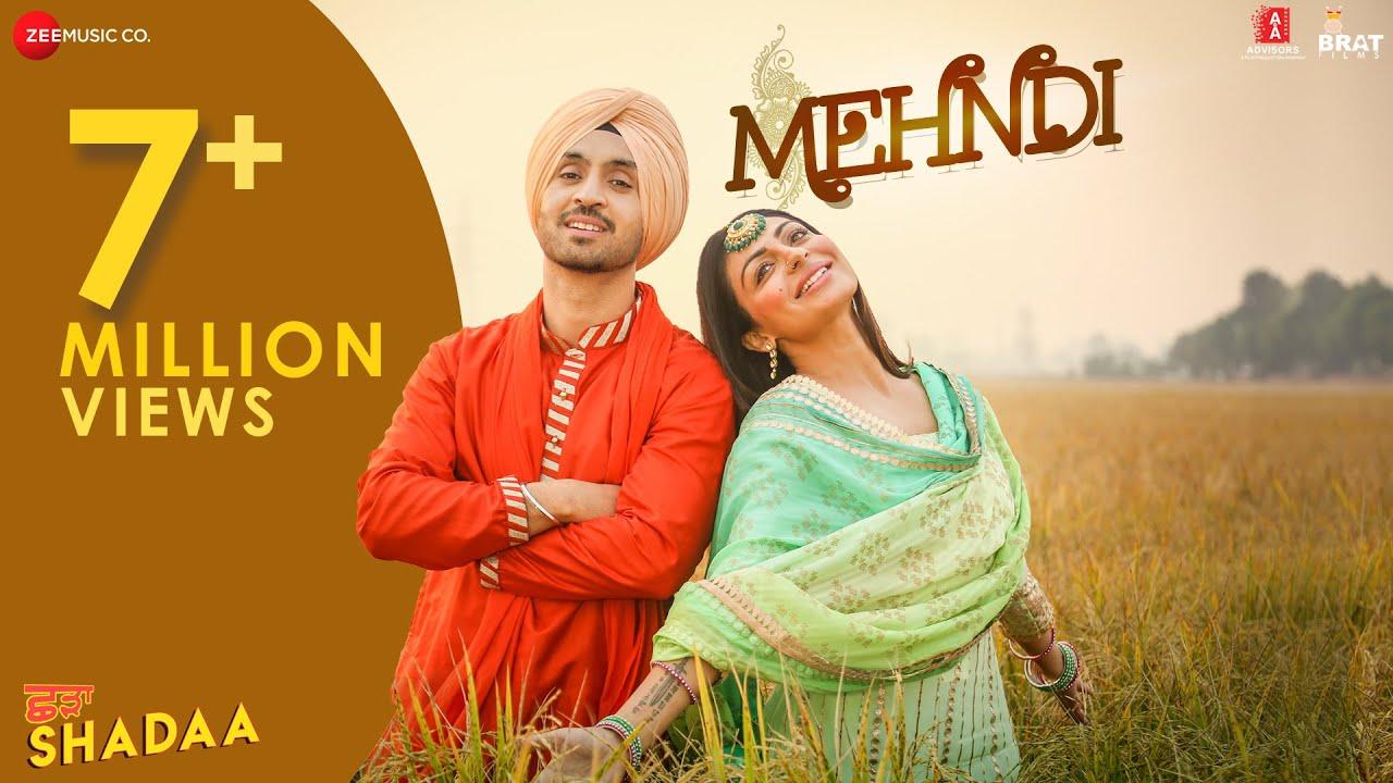 Mehndi Song Lyrics