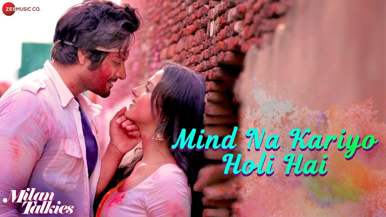 Mind Na Kariyo Holi Hai Song Lyrics