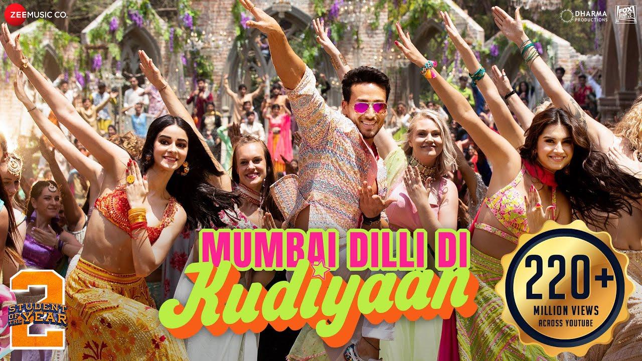 Mumbai Dilli Di Kudiyaan Song Lyrics
