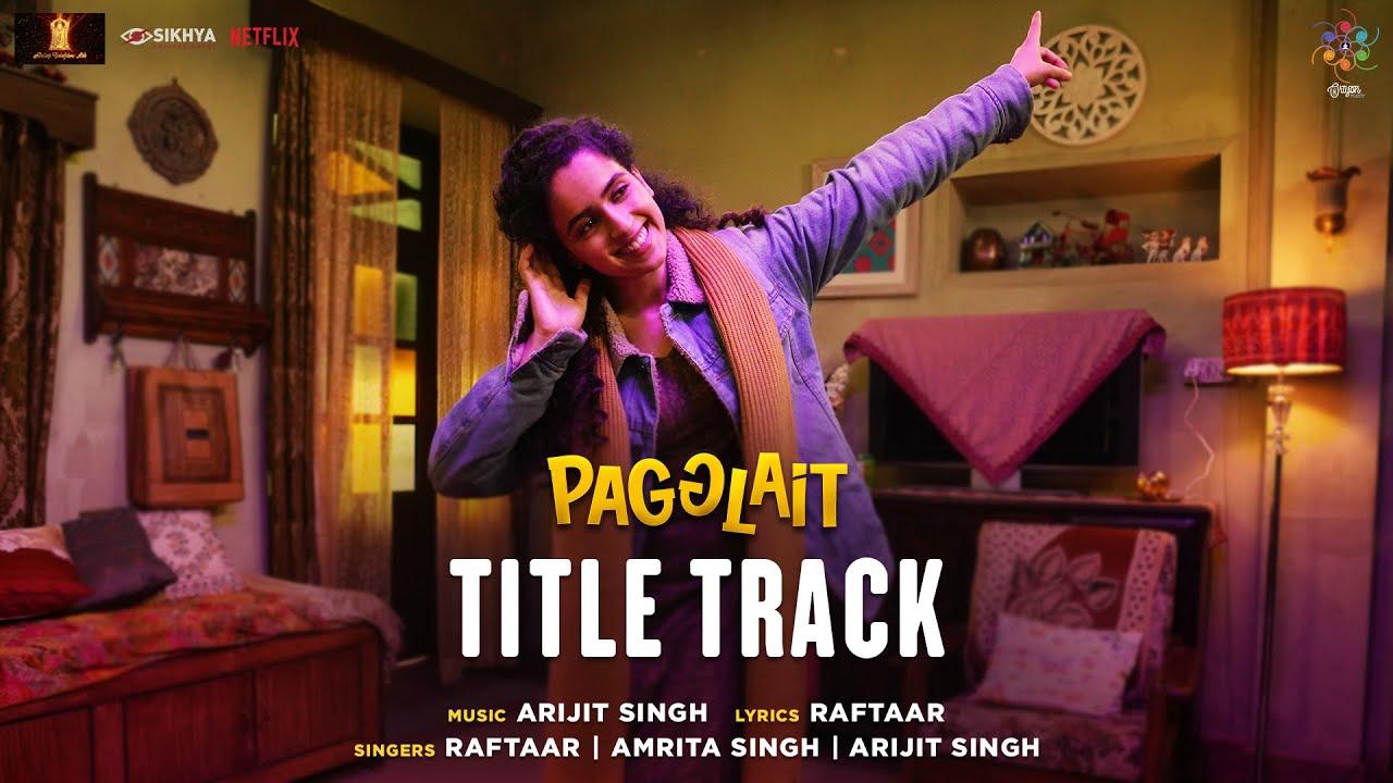 Pagglait Title Track Song Lyrics