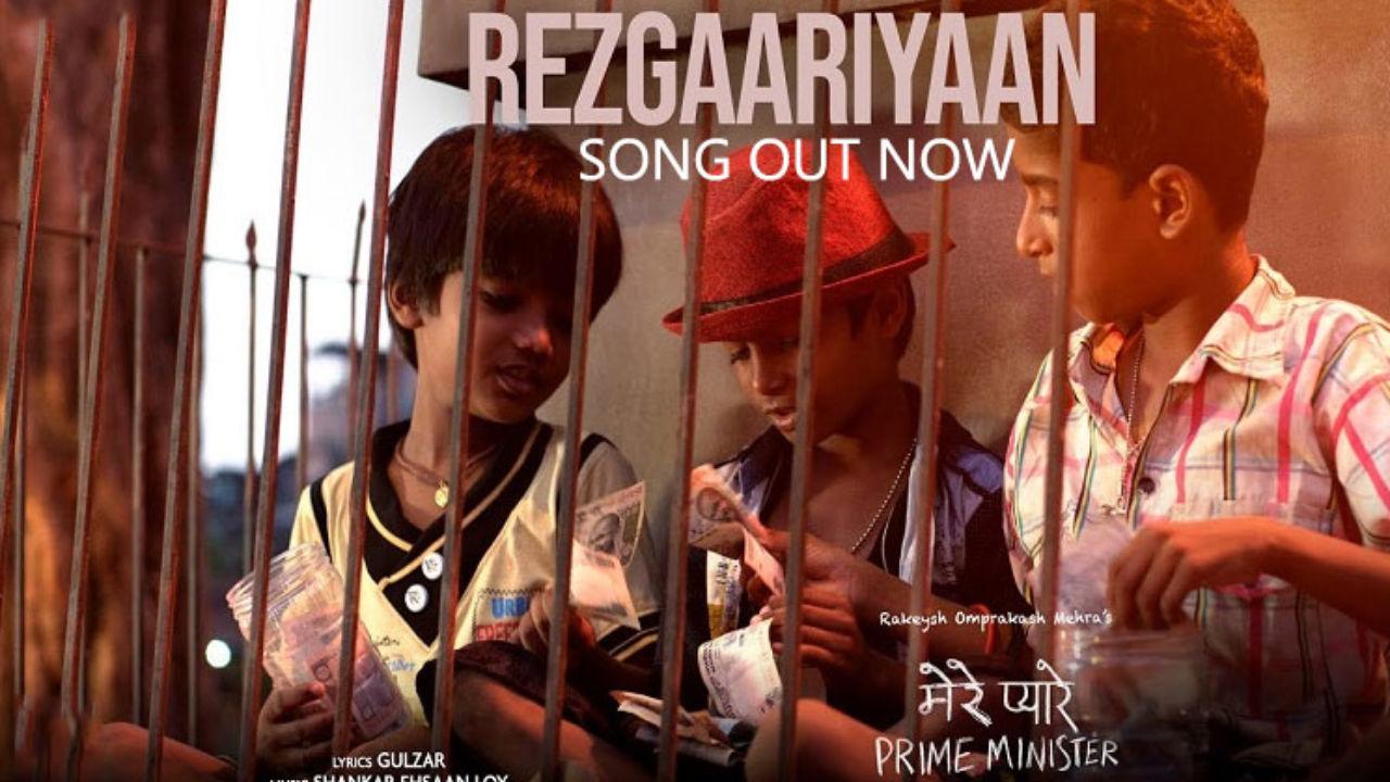 Rezgaariyaan Song Lyrics