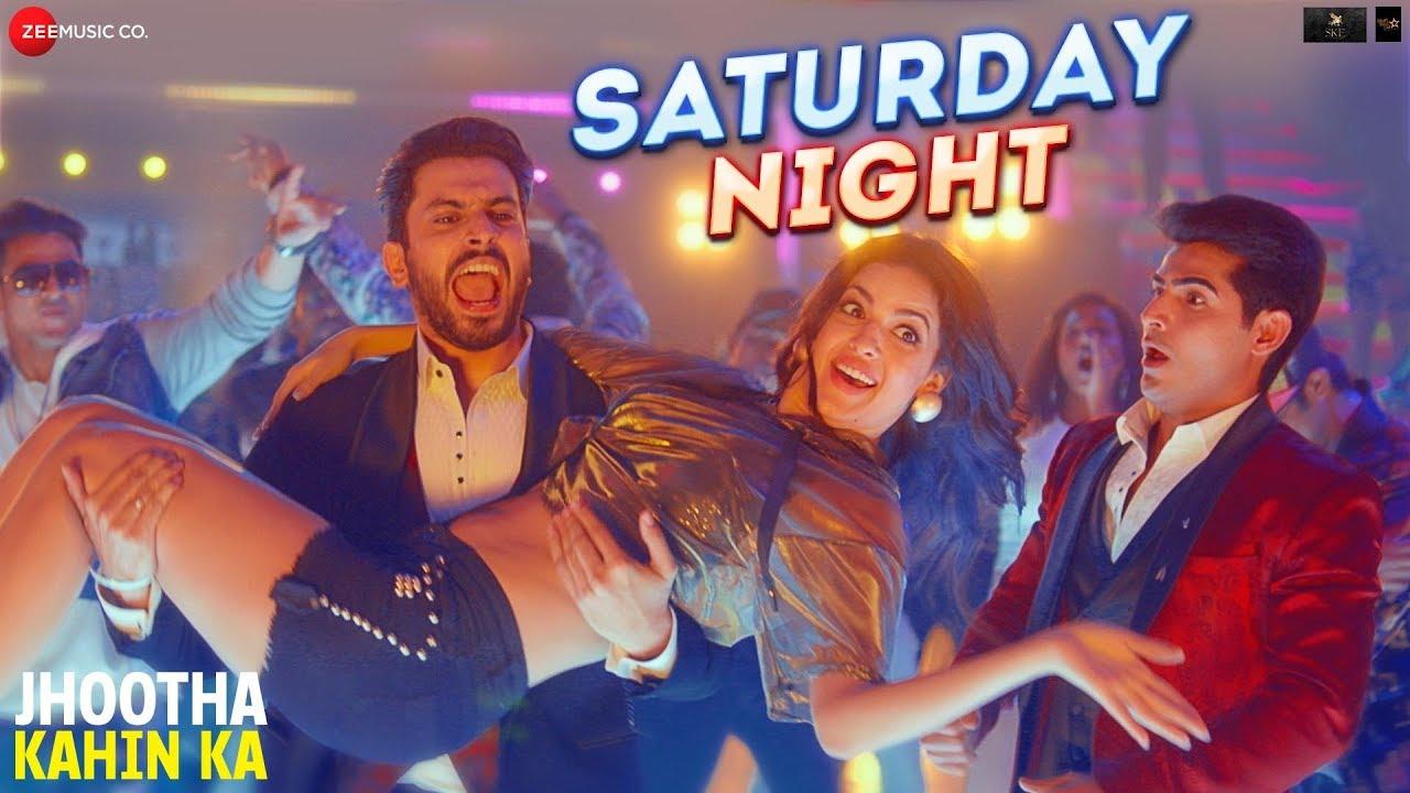 Saturday Night Song Lyrics