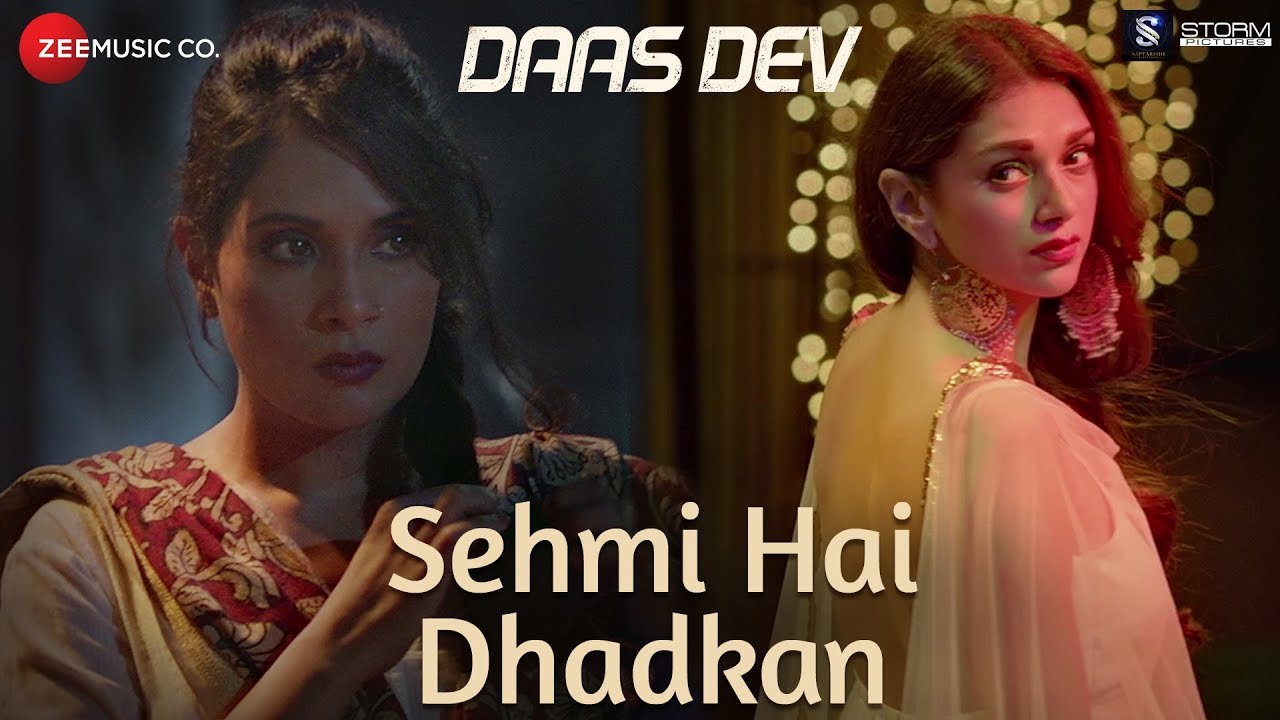 Sehmi Hai Dhadkan Song Lyrics
