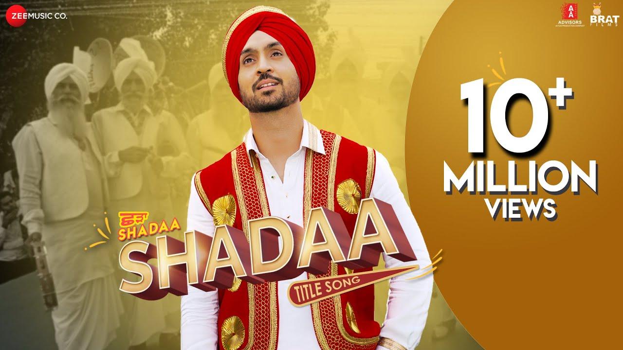 Shadaa Title Song Lyrics