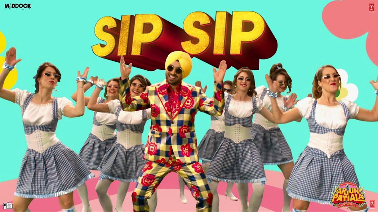 Sip Sip Song Lyrics