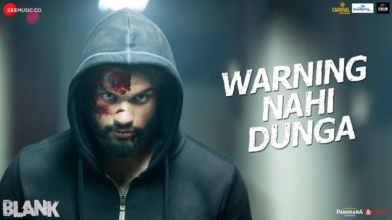 Warning Nahi Dunga Song Lyrics