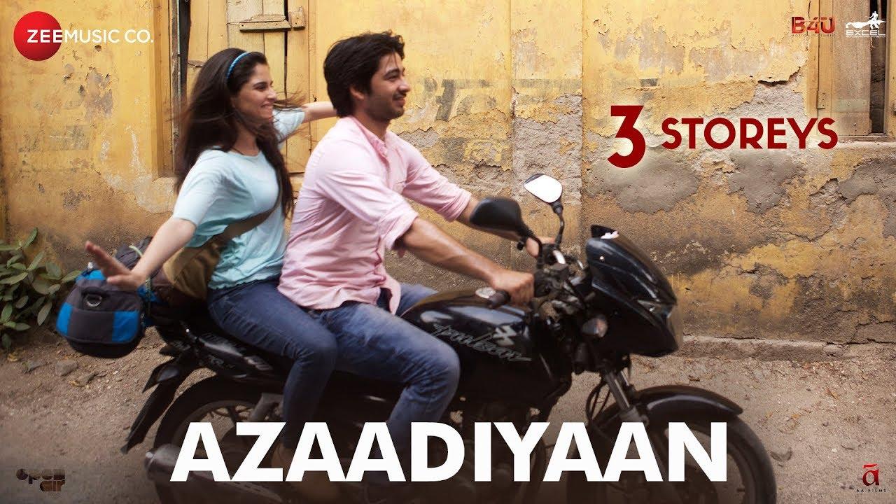 Azaadiyaan Song Lyrics