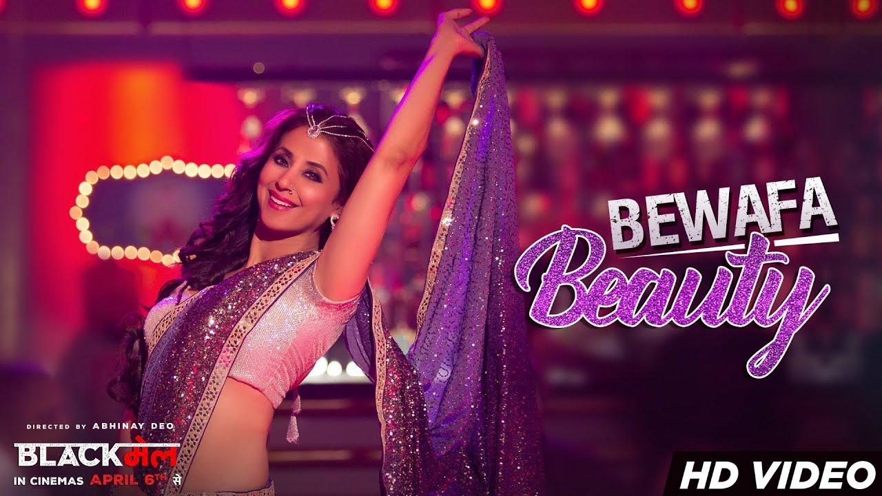 Bewafa Beauty Song Lyrics