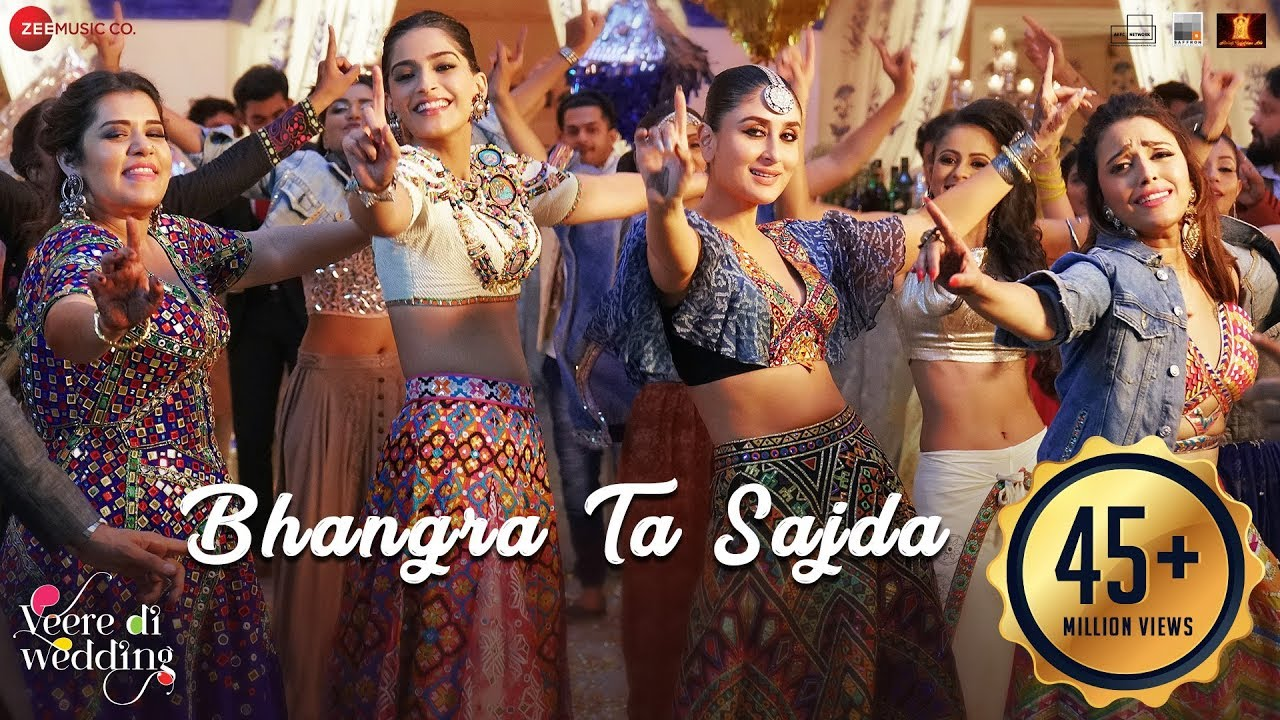 Bhangra Ta Sajda Song Lyrics