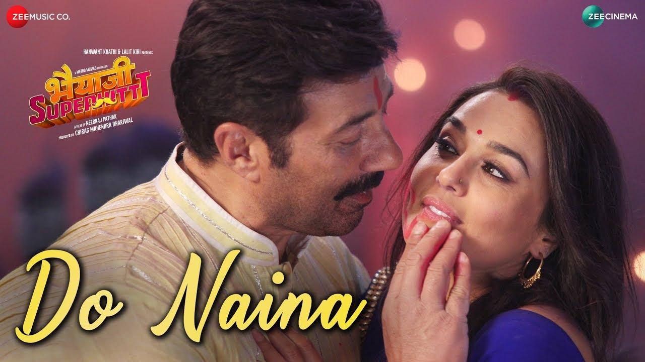 Do Naina Song Lyrics