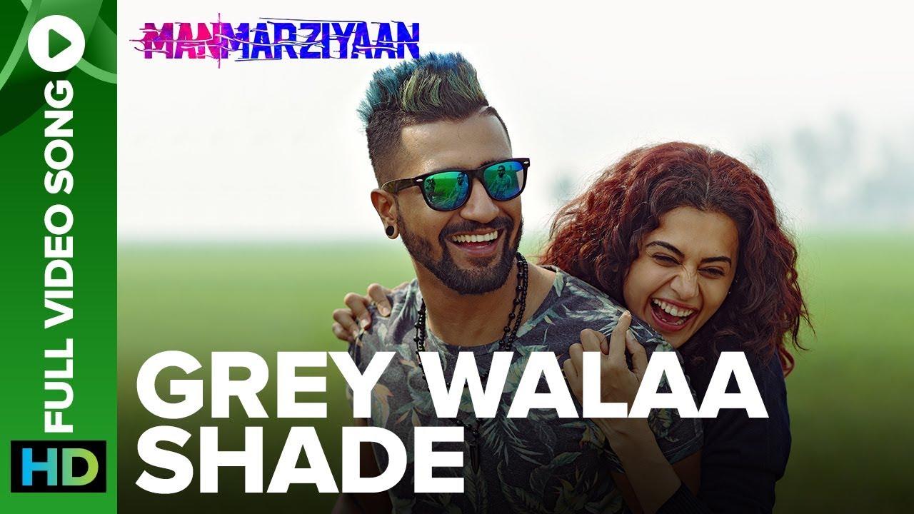Grey Walaa Shade Song Lyrics