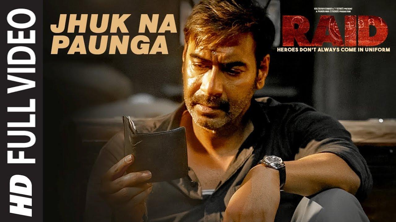 Jhuk Na Paunga Song Lyrics