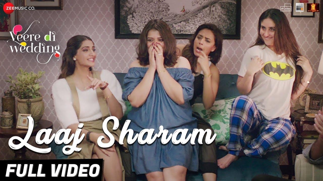 Laaj Sharam Song Lyrics