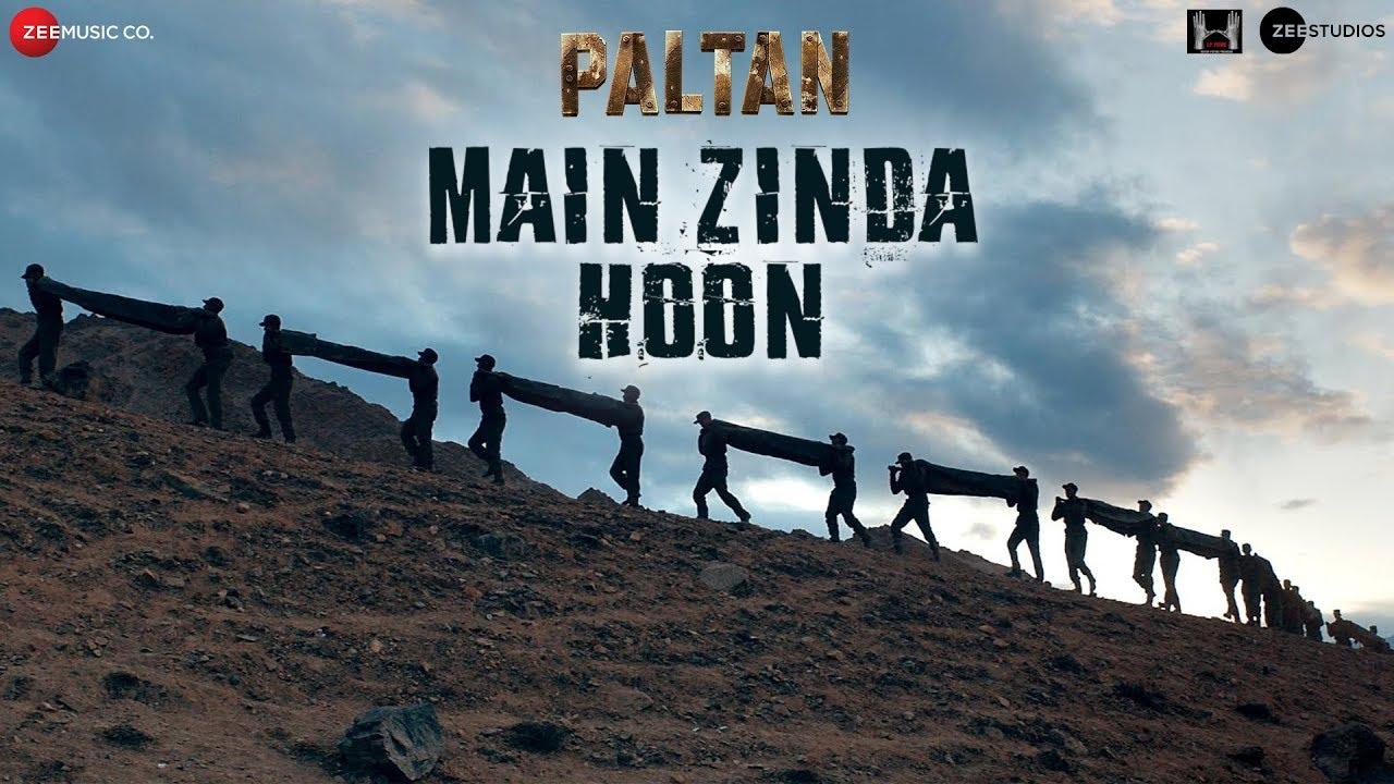 Main Zinda Hoon Song Lyrics