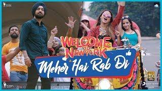 Meher Hai Rab Di Song Lyrics