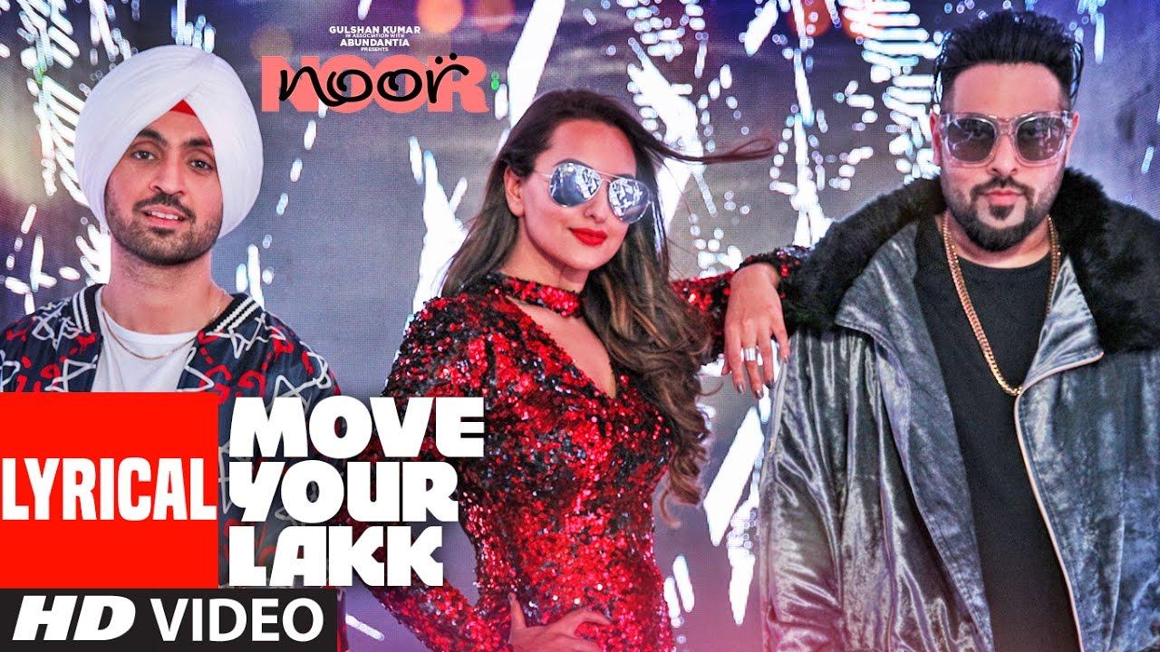 Move Your Lakk Song Lyrics