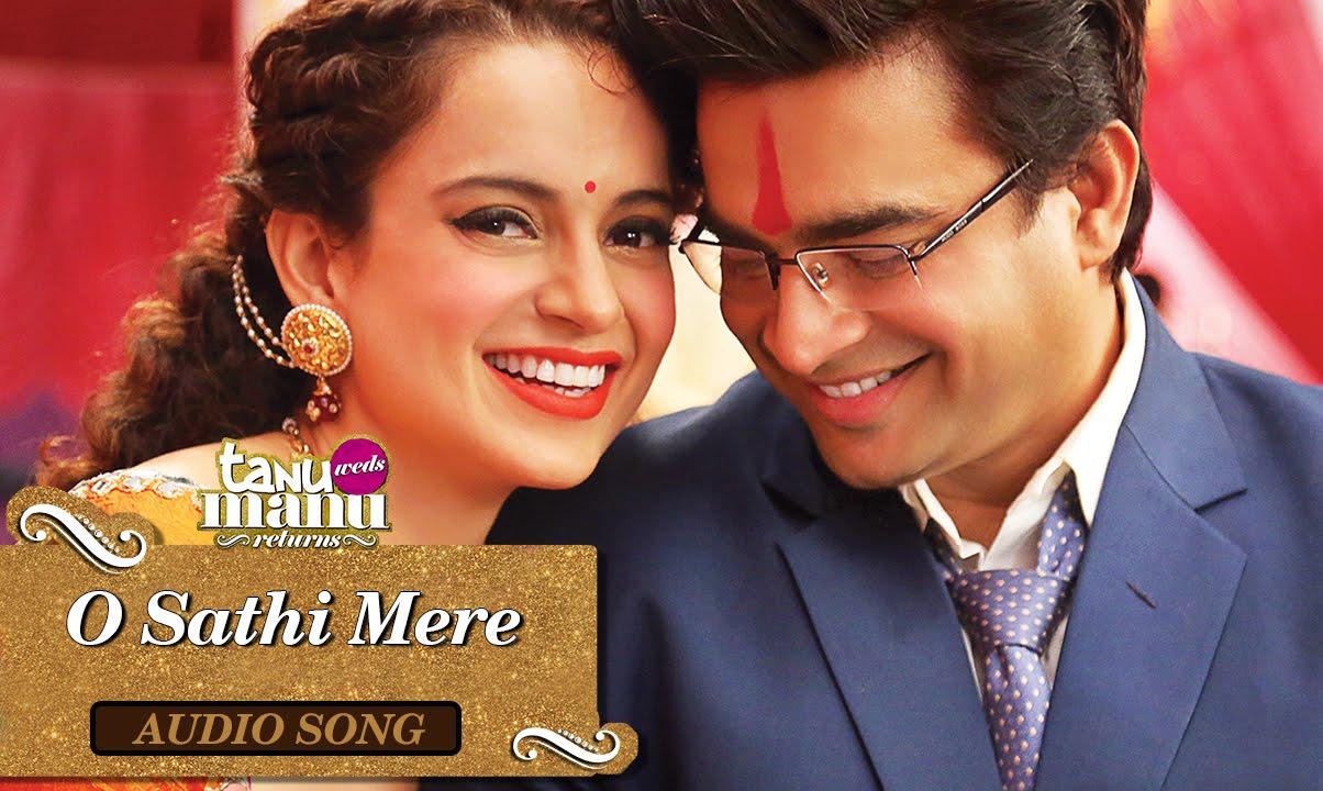 O Sathi Mere Song Lyrics