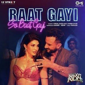 Raat Gayi So Baat Gayi Song Lyrics