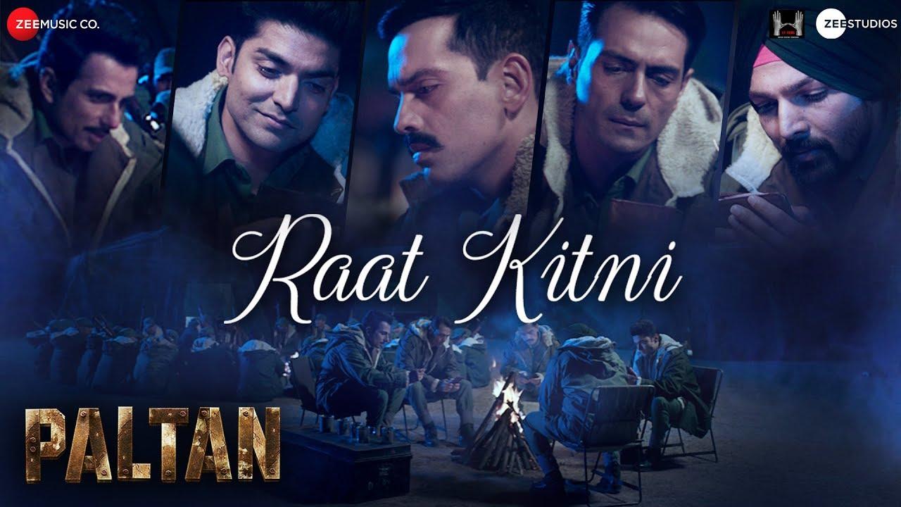 Raat Kitni Song Lyrics