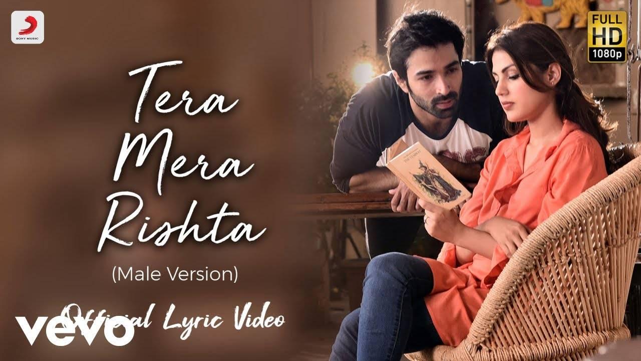 Tera Mera Rishta Song Lyrics – Jalebi