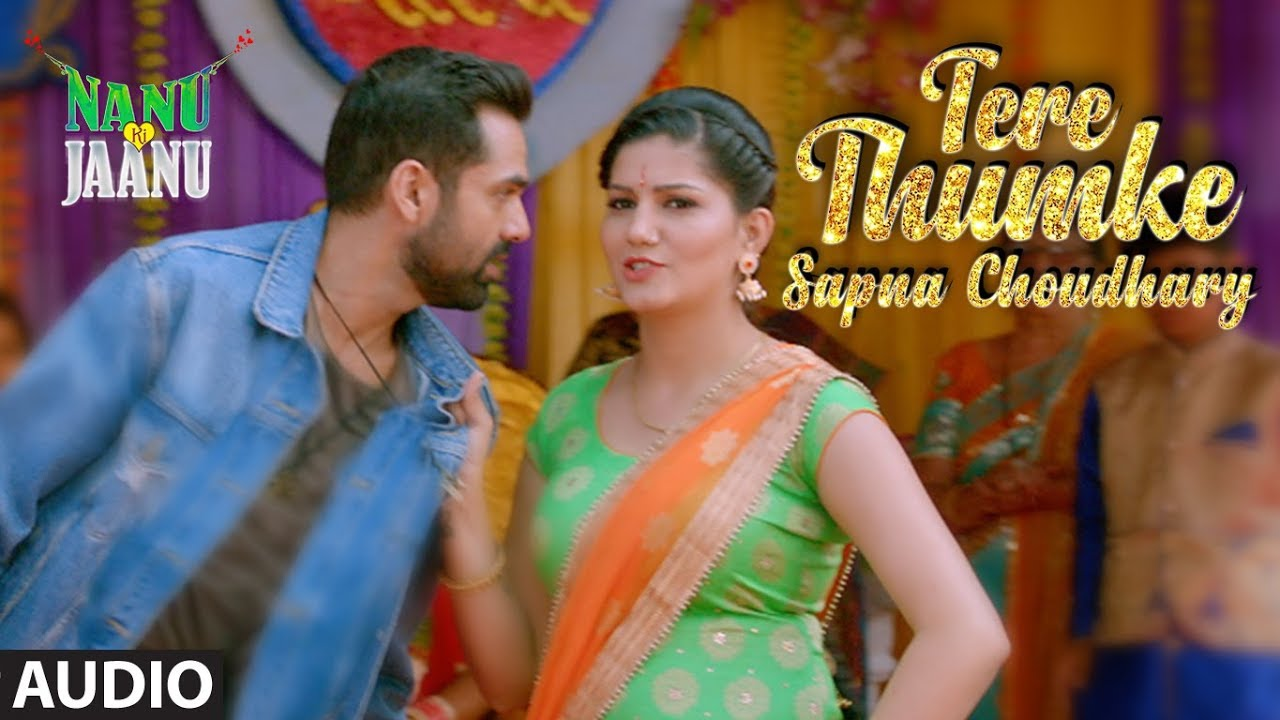 Tere Thumke Sapna Choudhary Song Lyrics