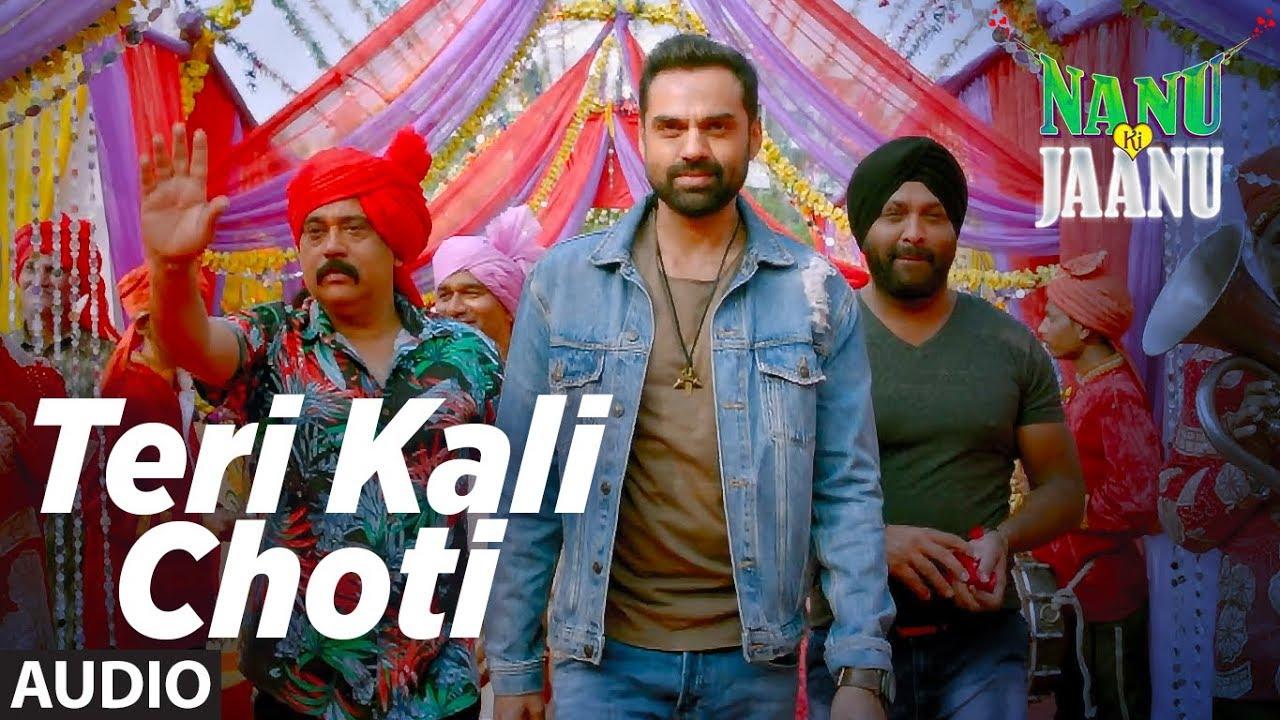 Teri Kali Choti Song Lyrics