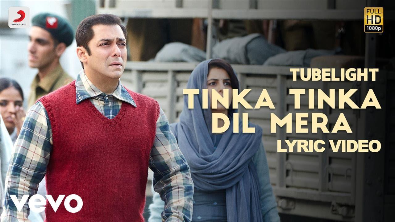 Tinka Tinka Dil Mera Song Lyrics