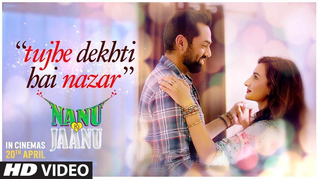 Tujhe Dekhti Hai Nazar Song Lyrics